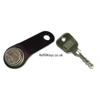 Fruit Machine Refill Key And Fob